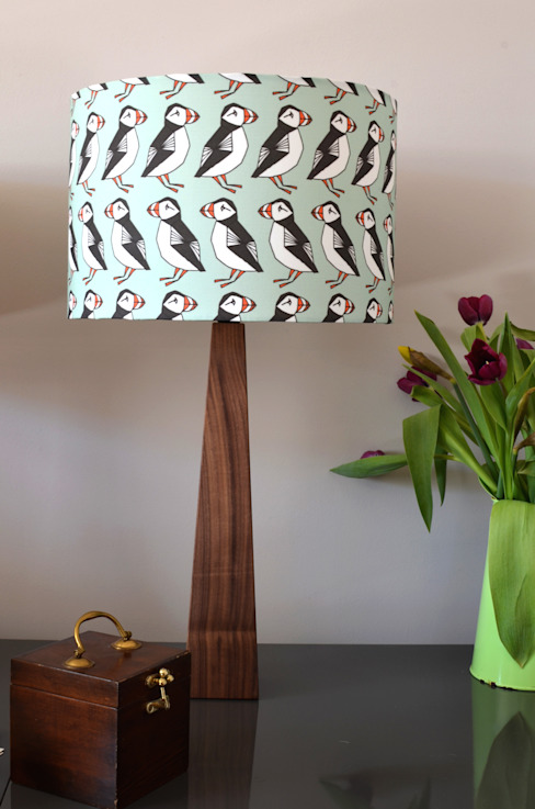 Puffins Table Lamp por Hunkydory Home