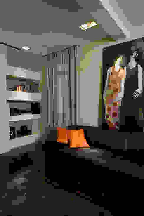 Trastevere Apartment Soggiorno eclettico di Carola Vannini Architecture Eclettico
