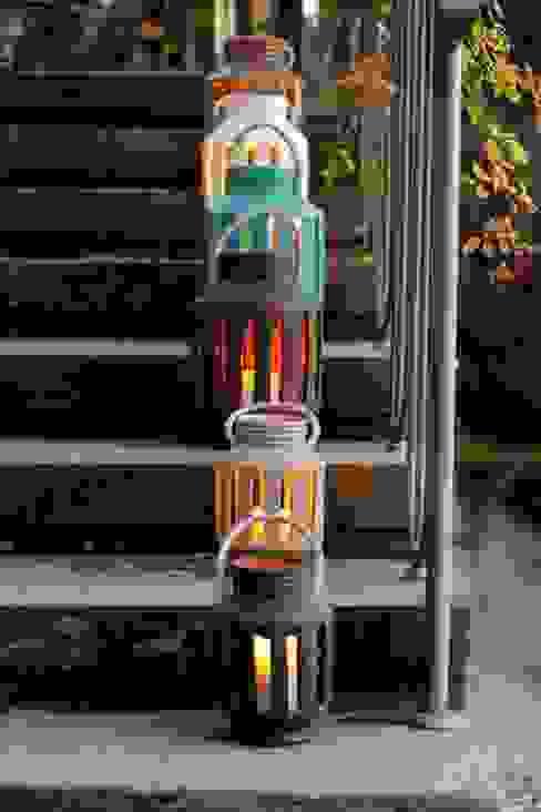 Apparentemente rustiche, le lanterne di Virginia Casa danno un tocco glamour al proprio giardino di Alessandra Gaeta Classico