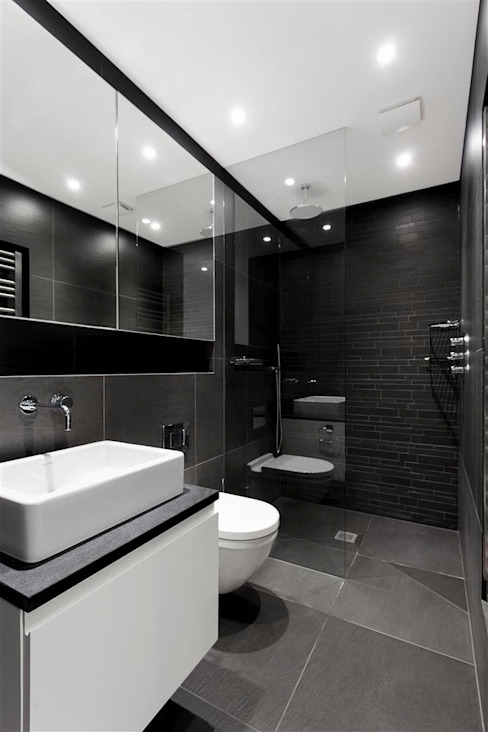AR Design Studio- The Medic's House Salle de bain moderne par AR Design Studio Moderne