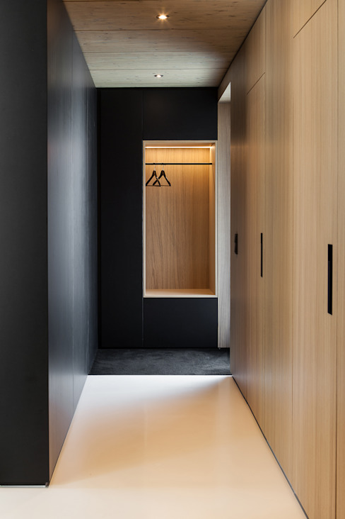 Modern Giyinme Odası FORMAT ELF ARCHITEKTEN Modern