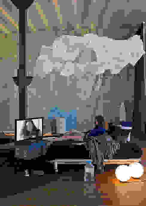 BARASONA Diseño y Comunicacion Industrial style study/office