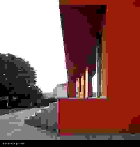 Casa rossa raimondo guidacci Case