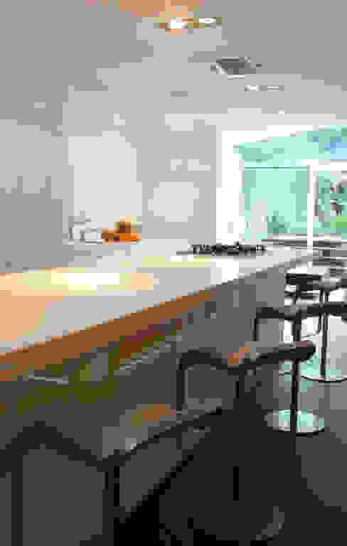Hampstead: minimalist  by Gregory Phillips Architects, Minimalist