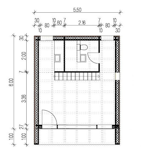 modern  oleh THULE Blockhaus GmbH - Ihr Fertigbausatz für ein Holzhaus, Modern