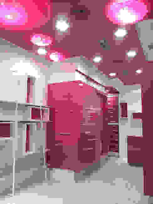 Interior Oficinas y tiendas de estilo moderno de AG INTERIORISMO Moderno