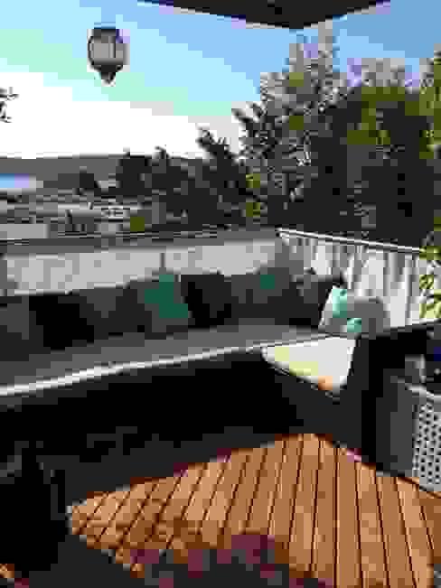 Terrasse de style  par BS - Holzdesign,