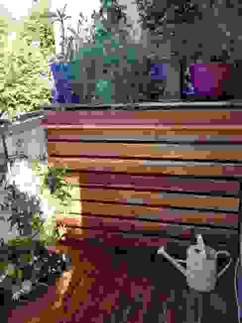 BS - Holzdesign Balcones y terrazas