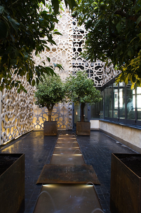 Terrace by Donaire Arquitectos