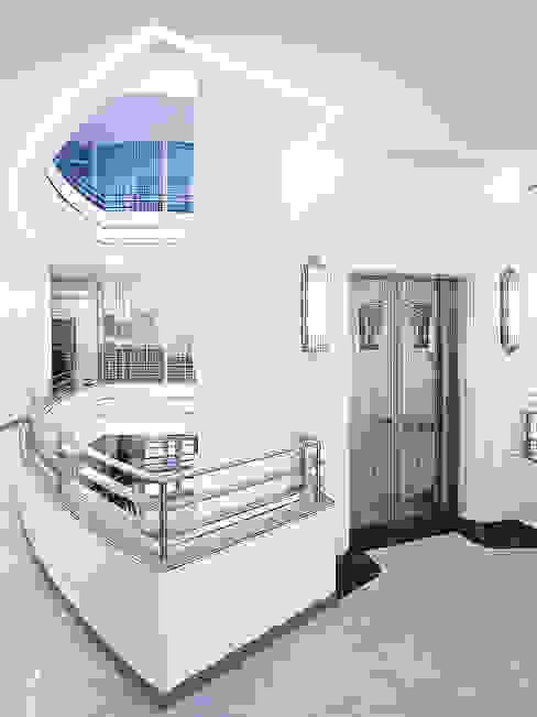Edificios de oficinas de estilo ecléctico de Lehmann Art Deco Architekt Ecléctico