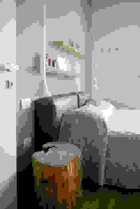 msplus architettura Modern style bedroom