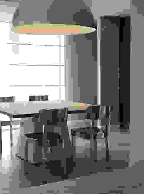MGD Home Cucina moderna di Ernesto Fusco Moderno Legno Effetto legno
