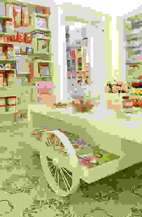 Przestrzenie biurowe i magazynowe od Pasquale Gentile Architetto