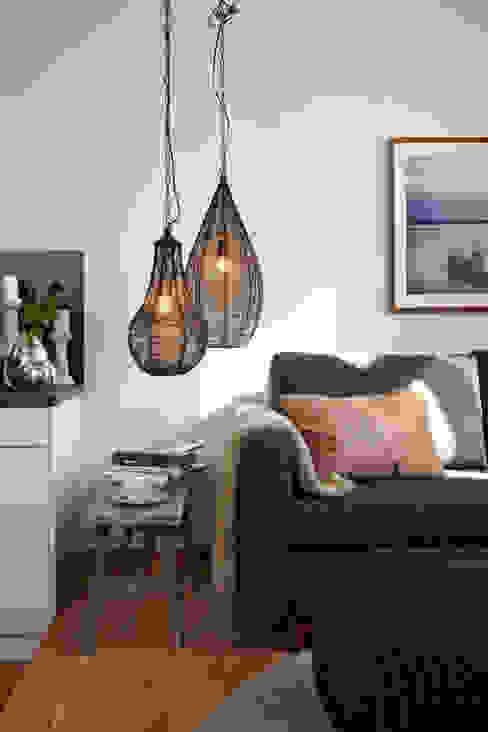 Vacation Rental W4 - loftartig wohnen Moderne Wohnzimmer von Ute Günther wachgeküsst Modern
