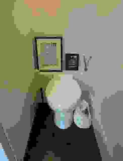 Création d'une salle de bain Stéphanie CHAMBOURG CHASSAN Salle de bain scandinave