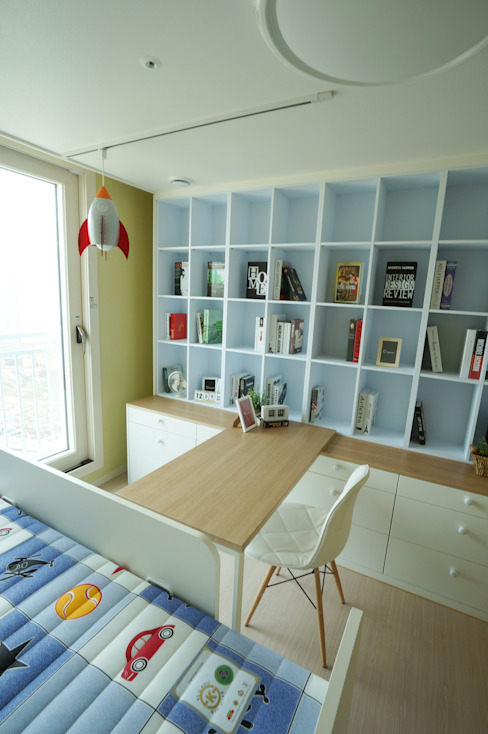 Nursery/kid's room by 드리머,