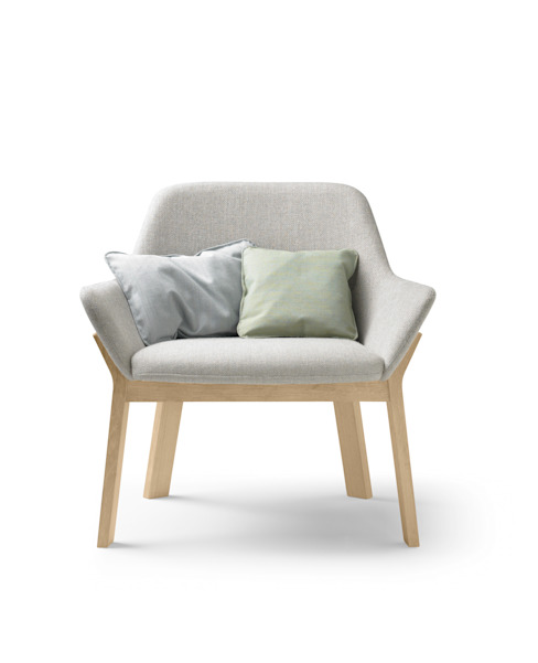 Koila Lounge Armchair by homify