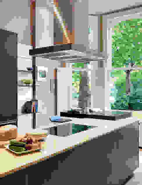 Luxury London apartment Cuisine moderne par Kitchen Architecture Moderne