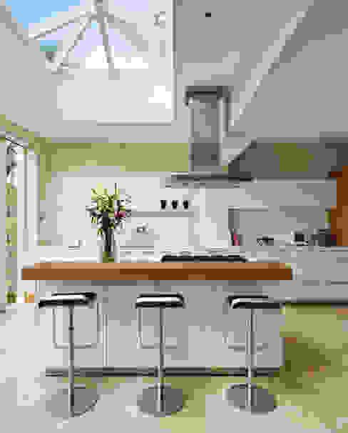 Kitchen Architecture의  주방, 모던