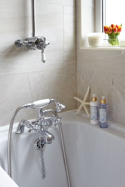 Porthleven Eclectische badkamers van LEIVARS Eclectisch