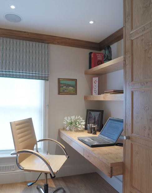 Belgravia - Meltons Study/office