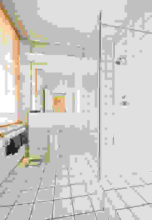 Shower Room Modern Banyo 4D Studio Architects and Interior Designers Modern