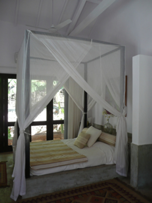 Two Houses in Goa 根據 4D Studio Architects and Interior Designers 隨意取材風