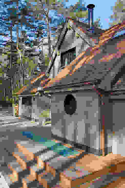 Дома в стиле модерн от blackStones Модерн