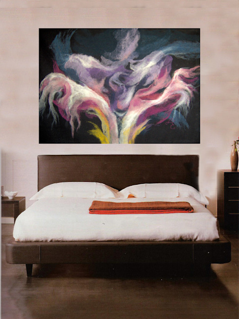 Tapestries Art Protis di Svetlana Kuliskova Moderno