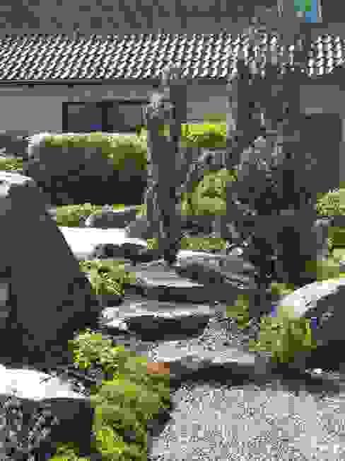 Jardines asiáticos de Kokeniwa Japanische Gartengestaltung Asiático