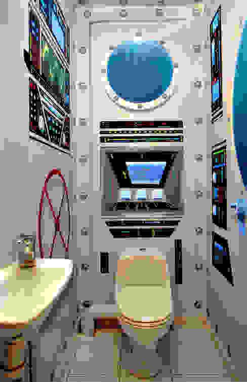 Moderne Badezimmer von Atelier Frederic Gracia Modern