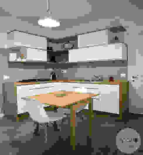 CUCINA   soluzione angolare Spazio 14 10 Cucina moderna