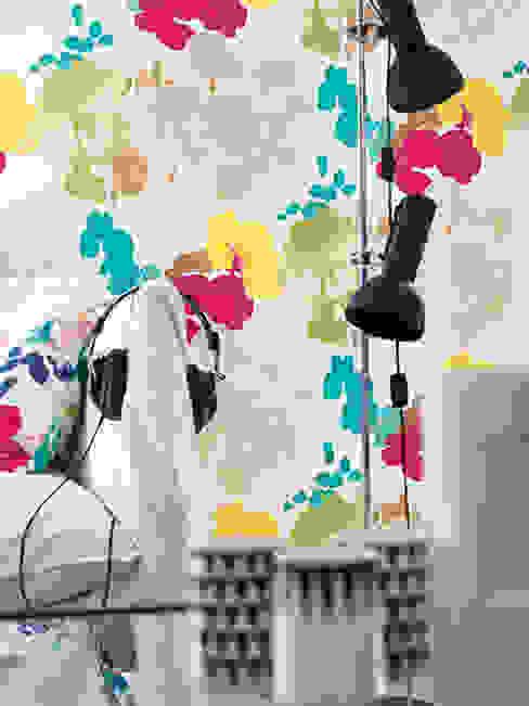 Salon Esprit 9 de Disbar Papeles Pintados Mediterráneo