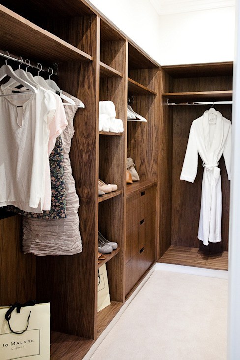 Dressing room by homify