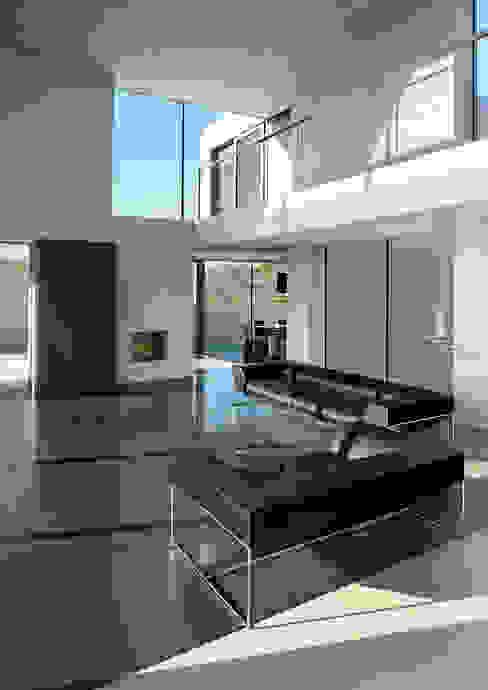 : styl , w kategorii Salon zaprojektowany przez KWK Promes,
