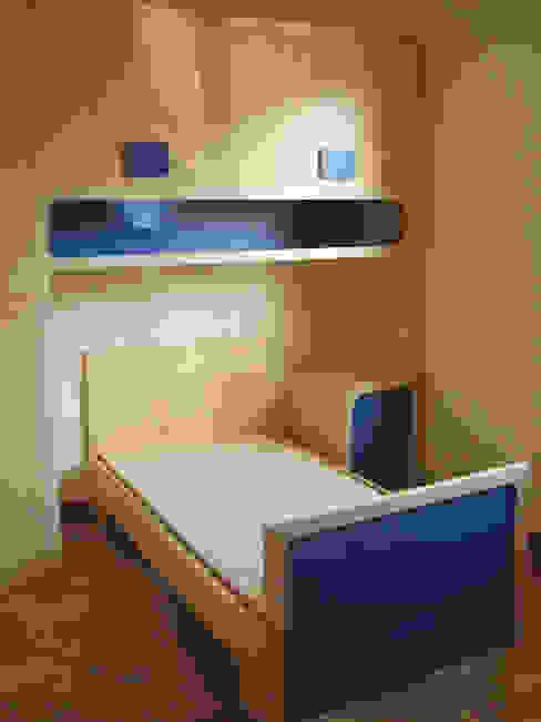 Mia (mine) Dormitorios de estilo moderno de Marco Braccini Architetto Moderno