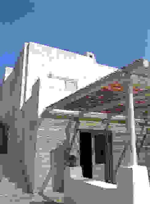 Casas mediterráneas de 0-co2 architettura sostenibile Mediterráneo