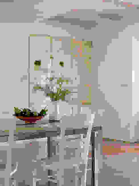 0-co2 architettura sostenibile Salones de estilo mediterráneo