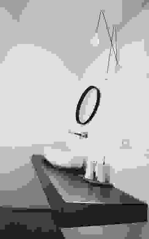 bagno camera Bagno eclettico di francesco valentini architetto Eclettico