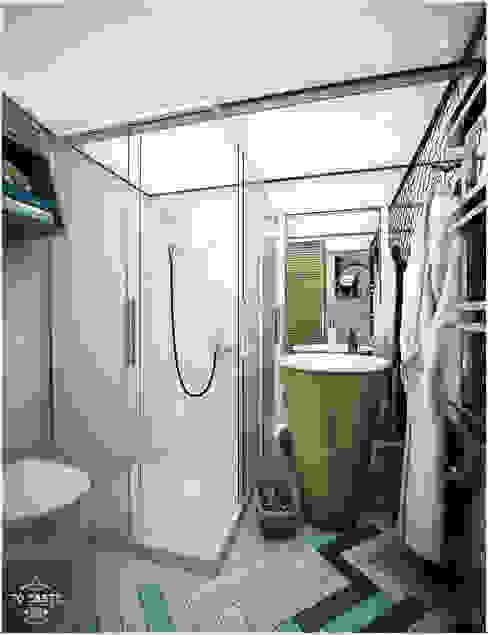 ToTaste.studioが手掛けた浴室, オリジナル