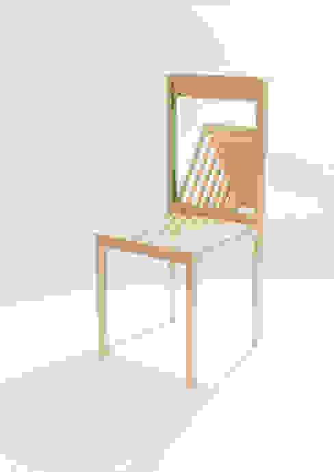 Oleh KIMXGENSAPA Eklektik Kayu Wood effect