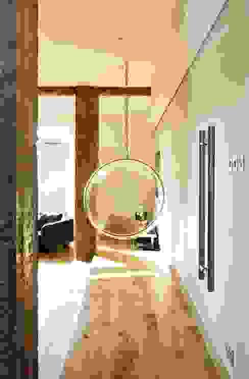 Farringdon Loft Conversion Modern Oturma Odası Matteo Bianchi Studio Modern