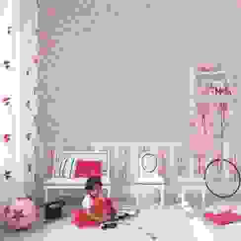 Fantasyroom-Wohnträume für Kinder의  아이방, 에클레틱 (Eclectic)