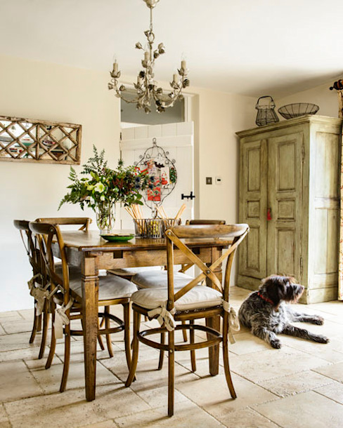 Kitchen design Cocinas rurales de holly keeling interiors and styling Rural