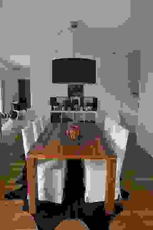 Einfamilienhaus in Aalen Moderne Esszimmer von Architekturbüro Kais und Kais GmbH Modern