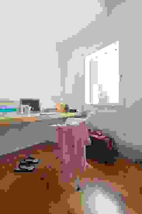 master bedroom Dormitorios de estilo moderno de Didonè Comacchio Architects Moderno