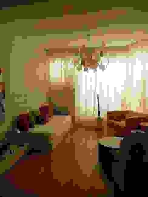 Paseo de la Habana Dormitorios de estilo minimalista de Maroto e Ibañez Arquitectos Minimalista