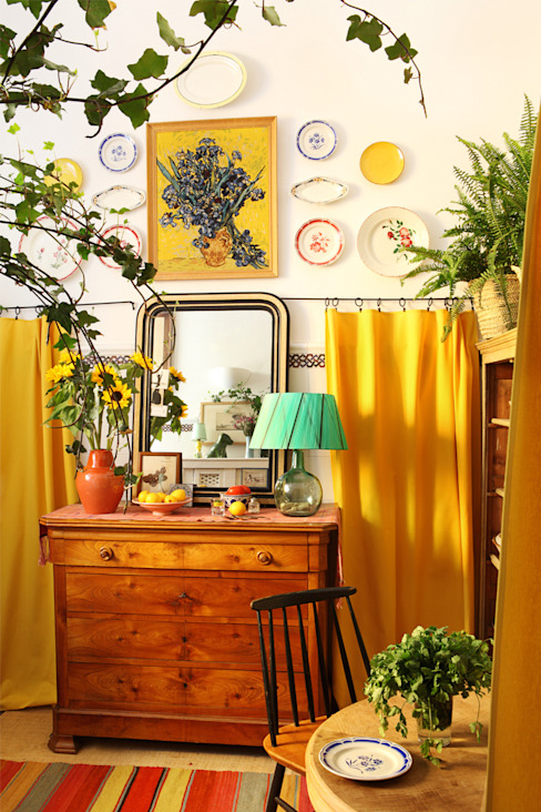 Casa Josephine Living room
