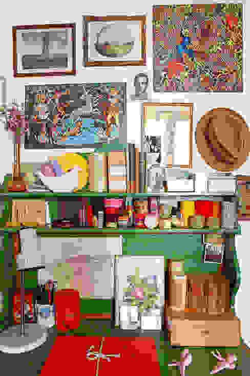 Casa Josephine Mediterranean style study/office