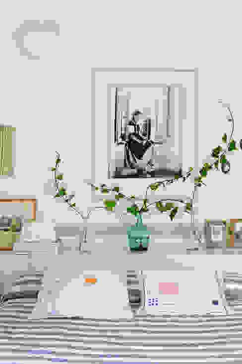 Apartamento en La Latina, Madrid Casa Josephine Dormitorios de estilo mediterráneo